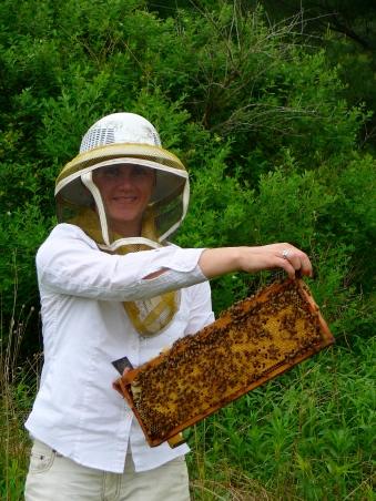 beekeeper Erica